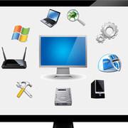 ремонт компьютеров и ноутбуков,  заправка картриджей