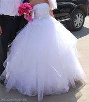 Продам свадебное платье в городе Уральск