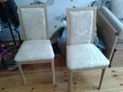 Ремонт,  обтяжка стульев,  мягких кресел,  пуфов и тп